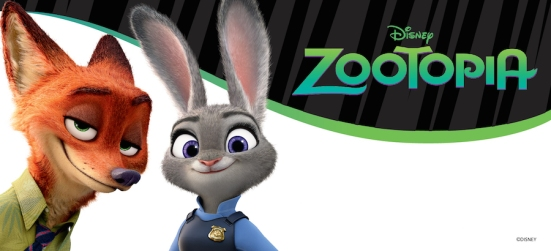 Image result for zootopia banner
