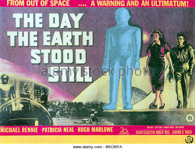 Quick Netflix review: THE DAY THE EARTH STOOD STILL (1951 ...